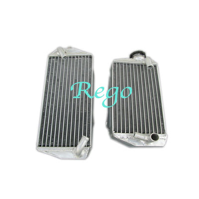 Chiny Motocross Bike Motorcycle Aluminium Radiator do SUZUKI RMZ450 2007 fabryka